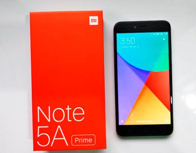 Ремонт-дисплея-Xiaomi-Redmi-Note-5A-Prime