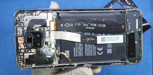 Ремонт дисплея Xiaomi Redmi Note 9 Pro Max