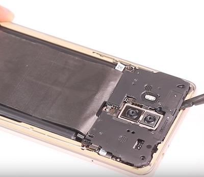 Ремонт замена стекла дисплея Huawei Mate 10