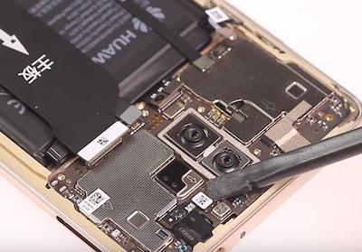 Ремонт замена стекла экрана Huawei Mate 10