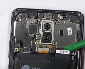 Ремонт замена стекла экрана дисплея Huawei Mate 10 Pro