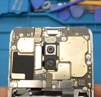 Ремонт замена стекла экрана дисплея Meizu M8