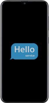 Ремонт замена стекла экрана дисплея Samsung Galaxy A20