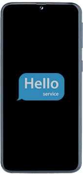 Ремонт замена стекла экрана дисплея Samsung Galaxy A40