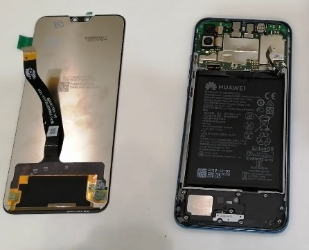 Замена дисплея Huawei Y9 2019