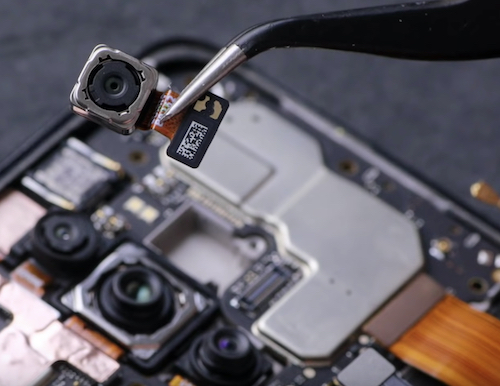 Замена камеры Xiaomi Redmi Note 8 Pro