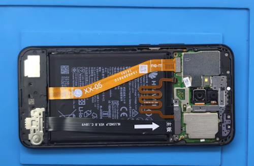 Замена стекла Huawei Mate 20 Lite