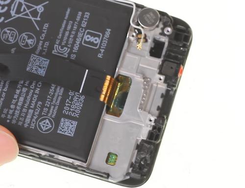 Замена стекла Huawei P10 (VTR-L29)