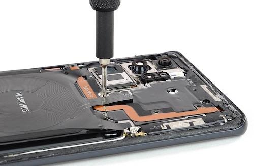 Замена стекла Huawei P30 Pro