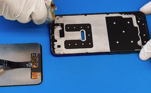 Замена стекла Huawei P40 Lite E (ART-L29)