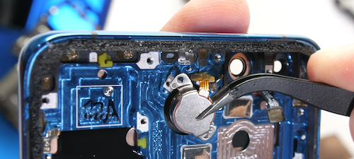 Замена стекла Huawei P40 Pro Plus