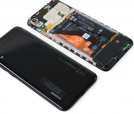 Замена стекла Huawei Y6 2019