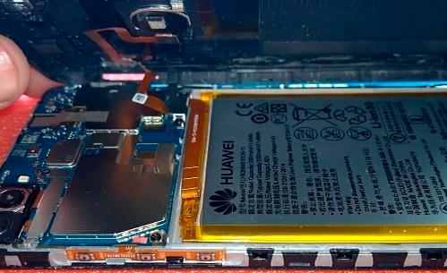 Замена стекла Huawei Y7 Prime 2018