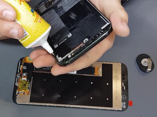 Замена стекла Xiaomi Black Shark