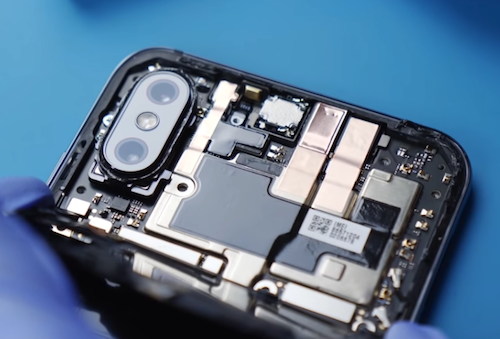 Замена стекла Xiaomi Mi 8 Explorer Edition