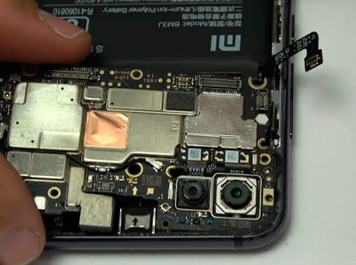 Замена стекла Xiaomi Mi 8 Lite