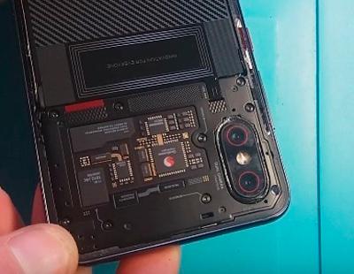 Замена-стекла-Xiaomi-Mi-8-Pro