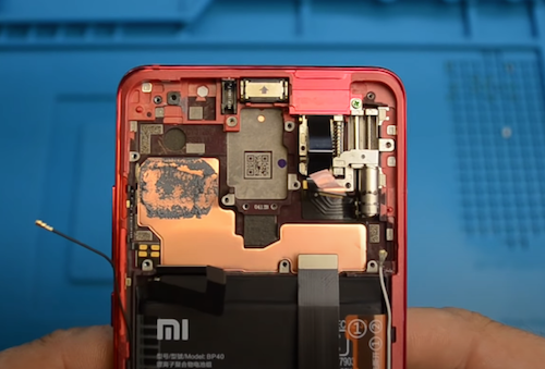 Замена стекла Xiaomi Mi 9T Pro (K20 Pro)