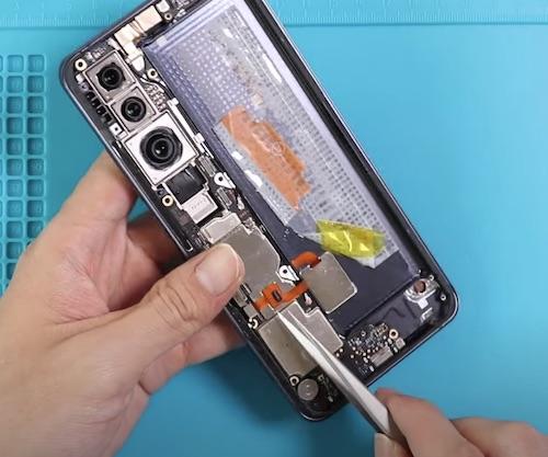 Замена стекла Xiaomi Mi Note 10