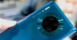 Замена стекла экрана Huawei Mate 30