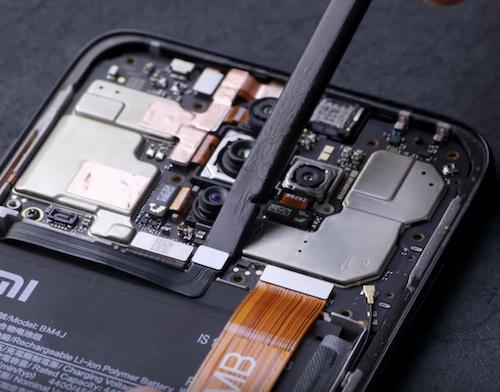 Замена стекла экрана Xiaomi Redmi Note 8 Pro
