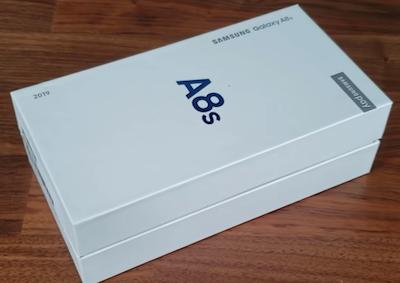 Ремонт замена стекла Samsung Galaxy A8s