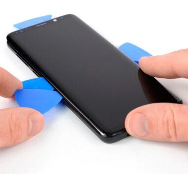Замена стекла-тачскрина в Samsung Galaxy