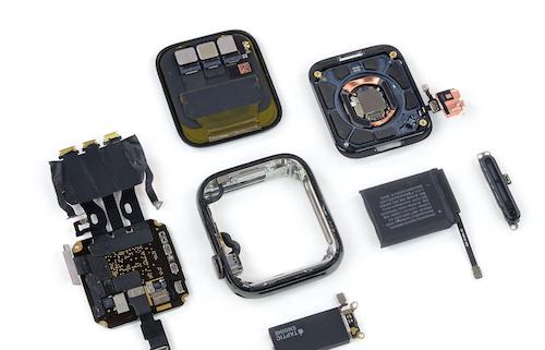Замена дисплея Apple Watch 5