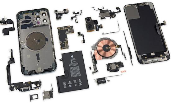 Ремонт замена дисплея iPhone 12 Pro Max