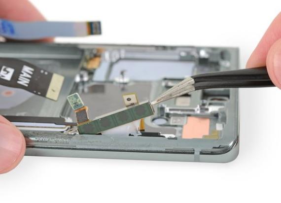 Ремонт стекла экрана Samsung Galaxy Note 20 Ultra