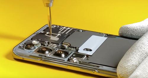 Замена дисплея Samsung Galaxy S20