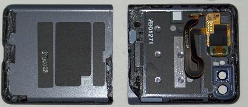 Замена дисплея Samsung Galaxy Z Flip