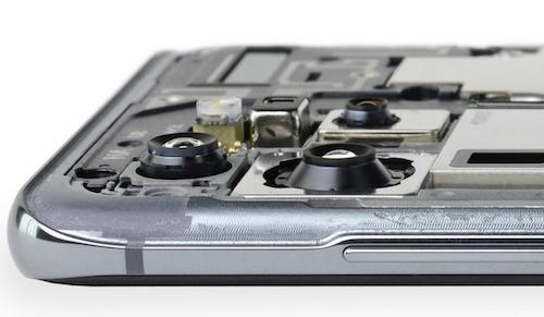 Замена камеры Samsung Galaxy S20 Ultra