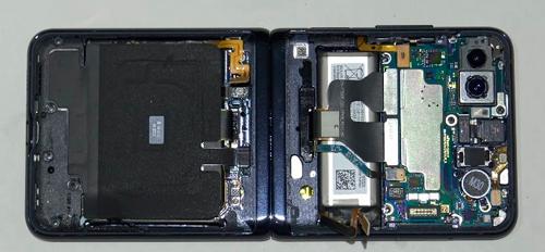 Замена стекла Samsung Galaxy Z Flip
